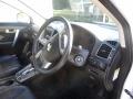 Holden 4WD White - Interior