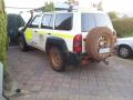 Nissan Patrol 1 before transformation