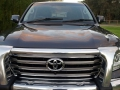 Toyota - Front Grill