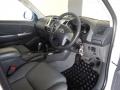 White Toyota Hilux - Interior